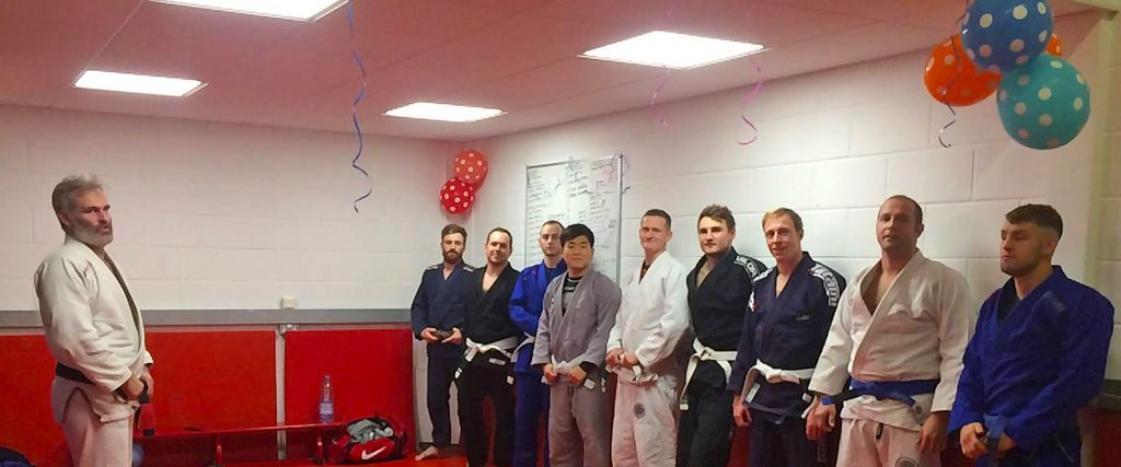 Join Sasquatch Studios near Bournemouth and learn BJJ