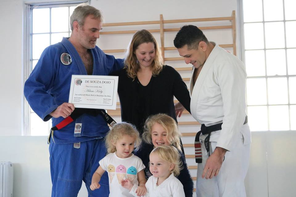 BJJ Kids - Jiu-Jitsu for the under 4s
