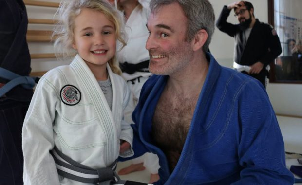 BJJ Mini Mates- A chance to bond with your child.
